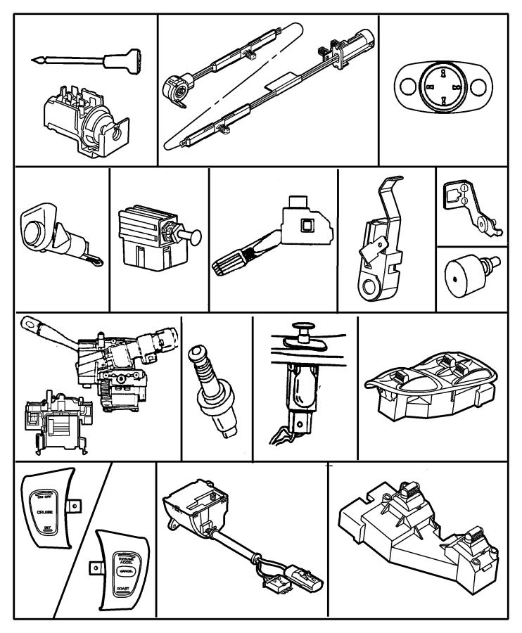 how to change door lock dodge ram