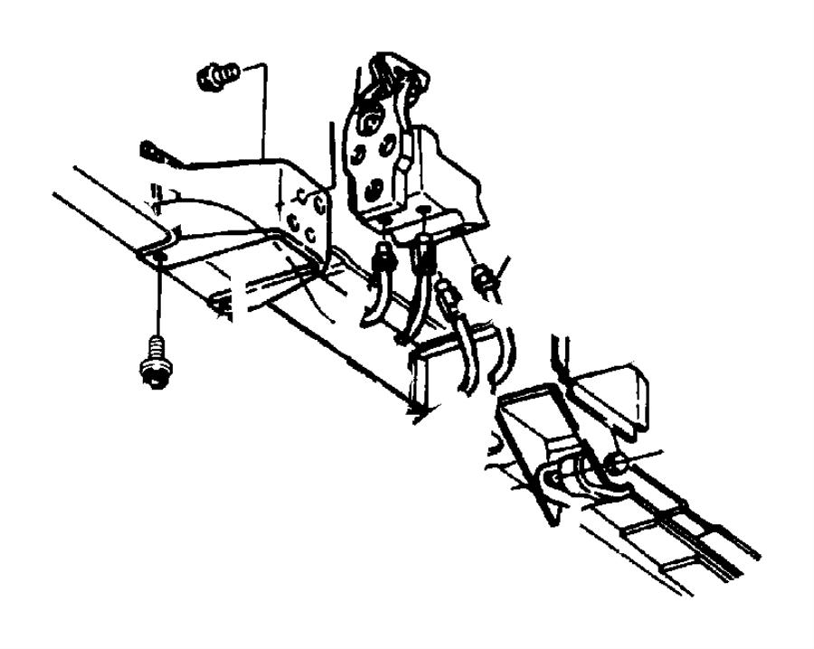 1998 dodge grand caravan valve  height sensing brake  height sensing brake w  o abs  w  o abs