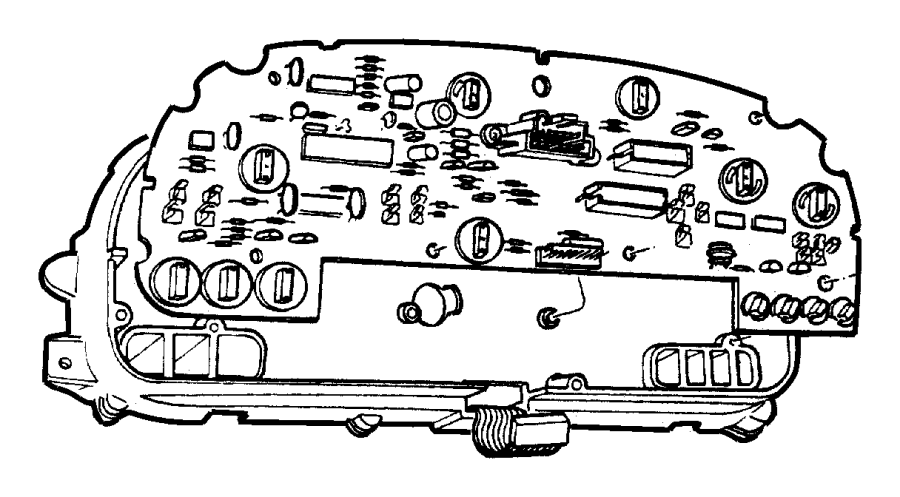 1999 chrysler town  u0026 country board  circuit  automatic