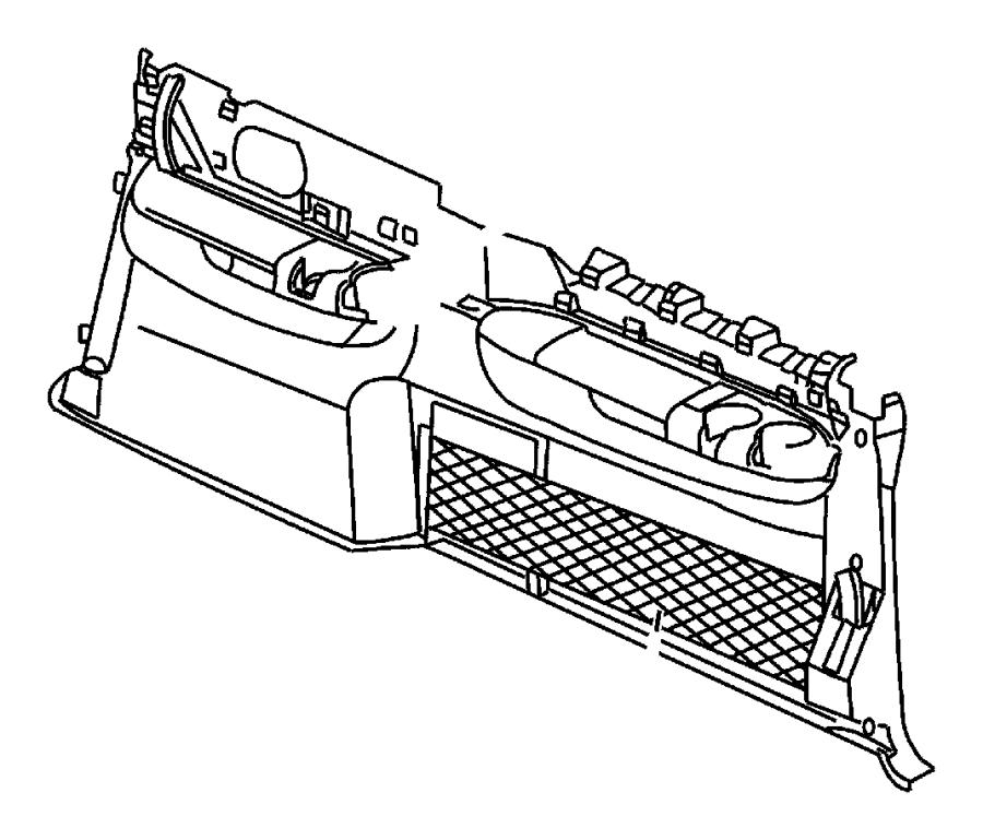 How To Remove Sliding Door Panel On Dodge Caravan: 1999 Dodge Caravan Panel. Quarter Trim. Left. Sliding Door