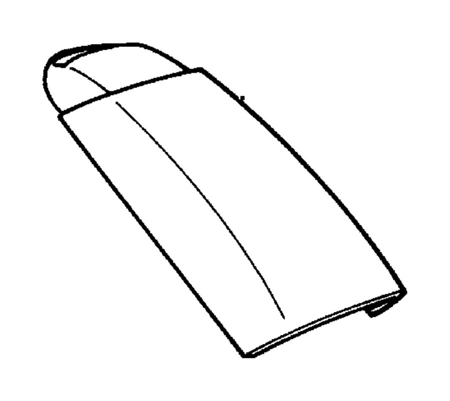 dodge durango armrest  console  trim   all trim codes