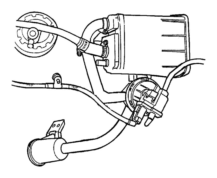 Diagram  98 Dodge Stratus Vacuum Diagram Full Version Hd