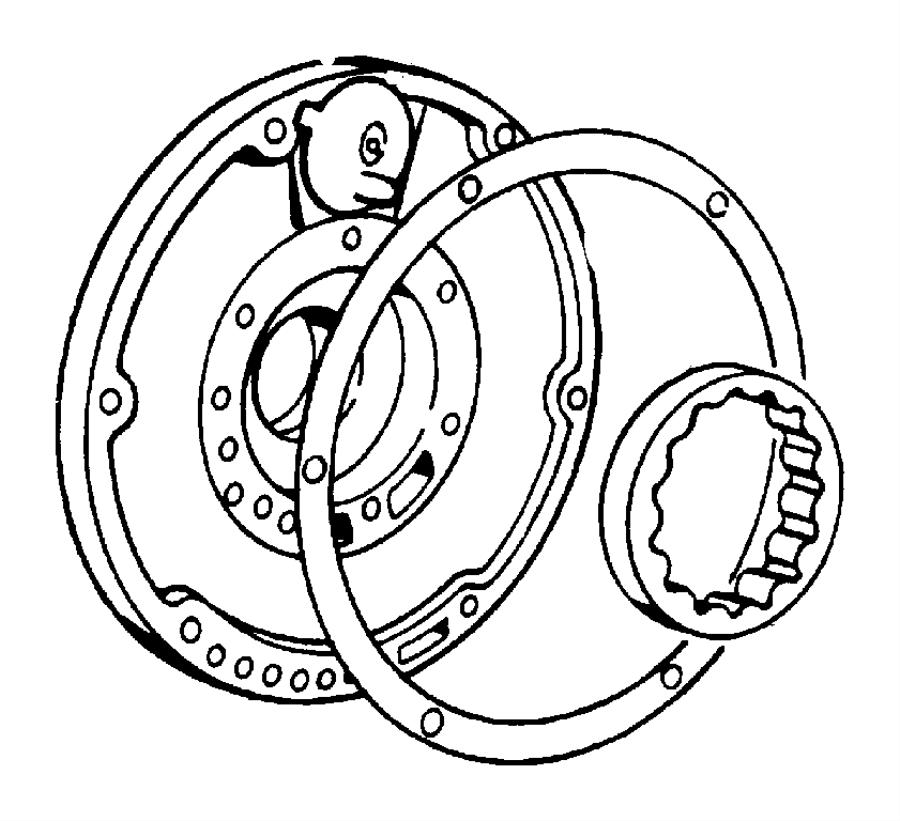 2003 dodge dakota pump pkg  transmission  mopar