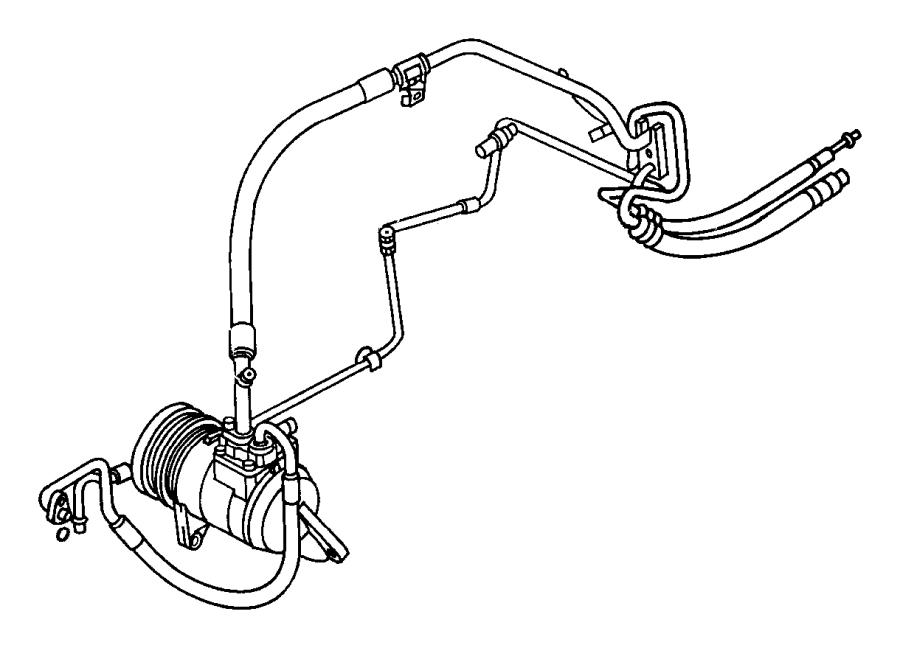 dodge neon valve  a  c discharge line check  check   atc w  3 zone temp control