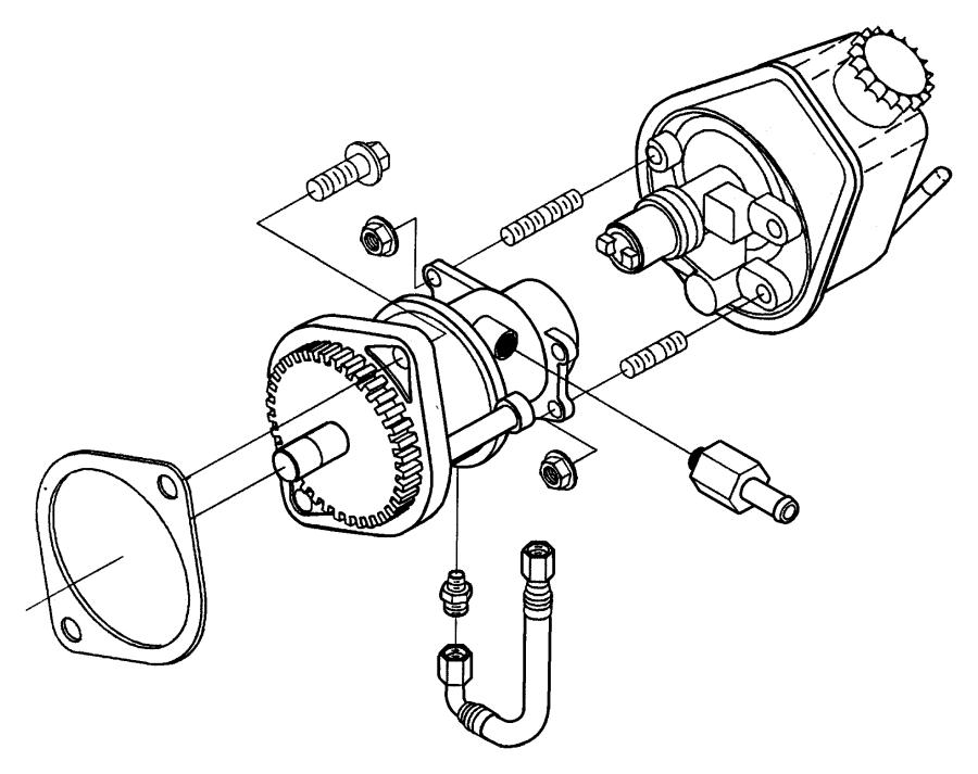 2001 jeep cherokee pump  vacuum  etb  emissions  diesel  steering