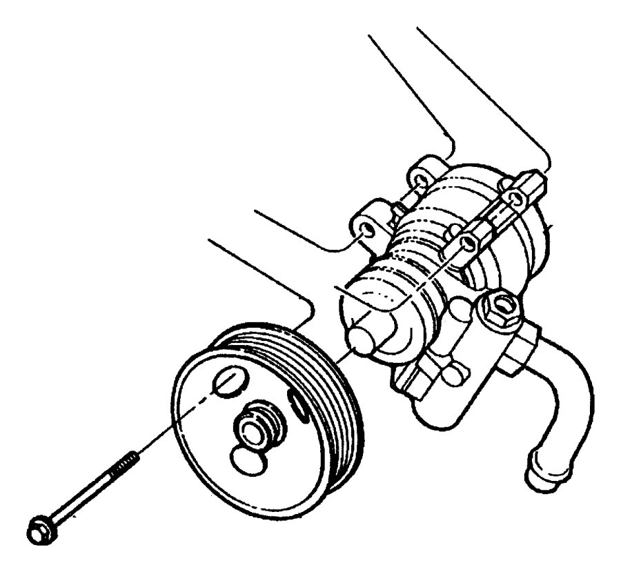 1997 Jeep Grand Cherokee Pulley Diagram Html