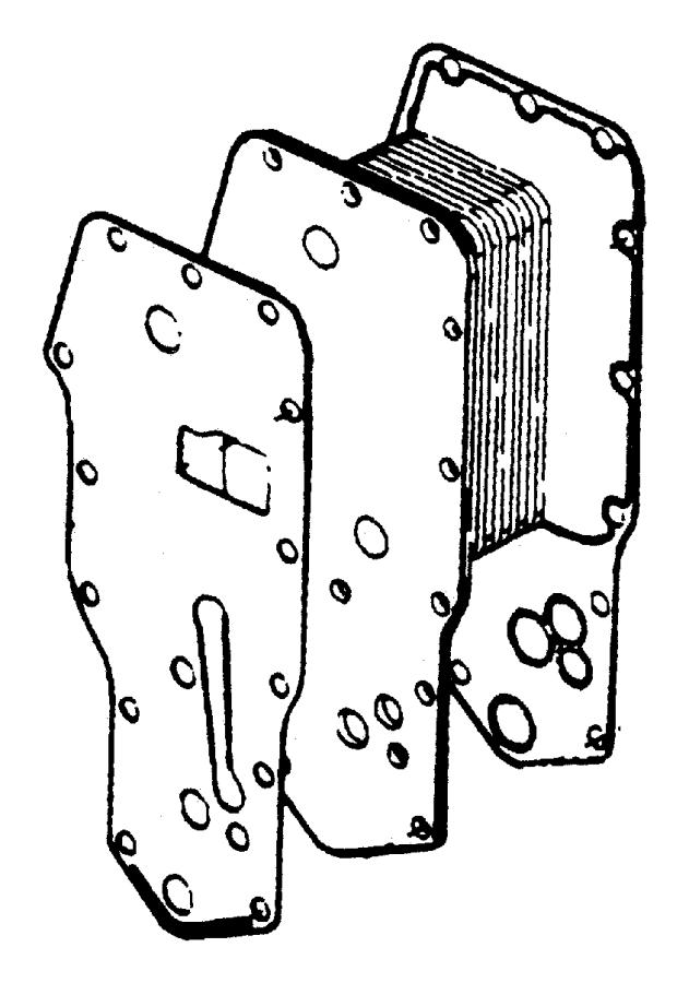1998 chrysler sebring spring  oil pressure relief valve
