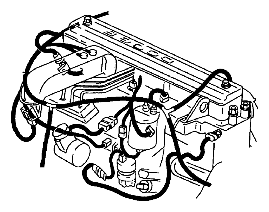 2001 dodge ram 3500 wiring  engine  california emission  california emissions  before 06  26