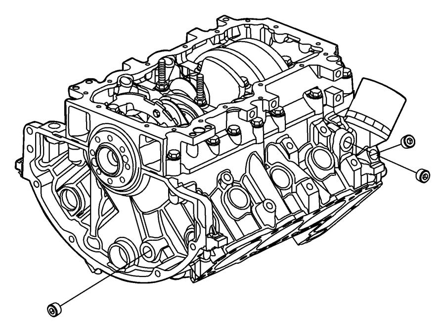 2009 chrysler aspen block short engine torque. Black Bedroom Furniture Sets. Home Design Ideas