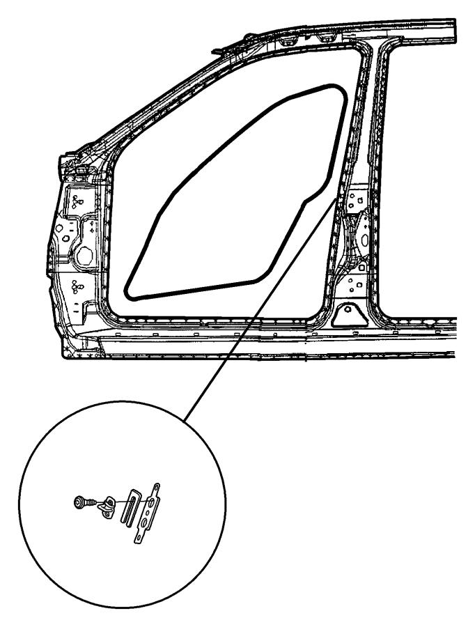 chrysler sebring interior door parts