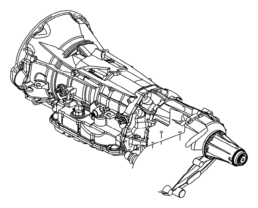 2002 dodge ram 1500 bracket and insulator  transmission