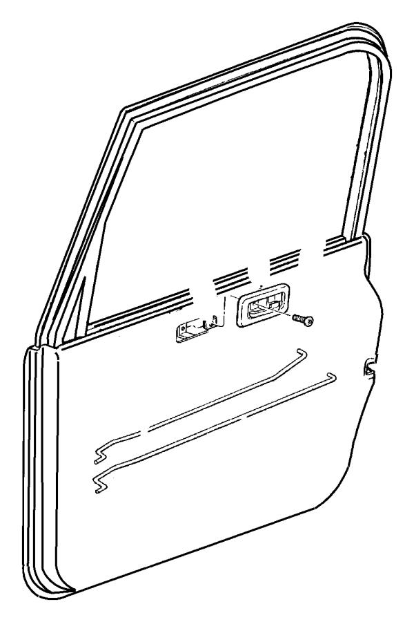 Jeep Parts Diagram Door Handle Jeep Auto Wiring Diagram
