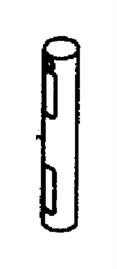 Dodge Viper Pin M6x50 Transmission Dowel Differential
