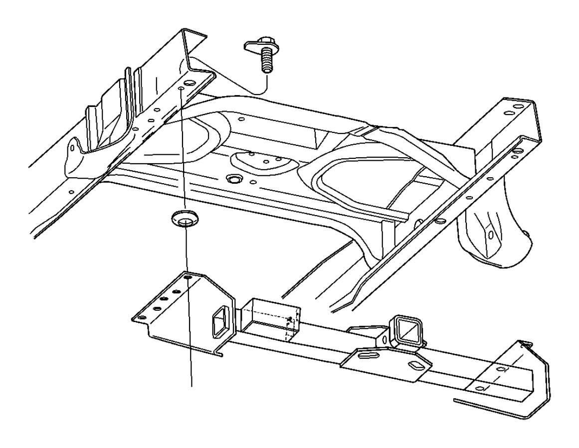 dodge ram 2500 rec kit  trailer tow  wiring  rear  mopar  hitch