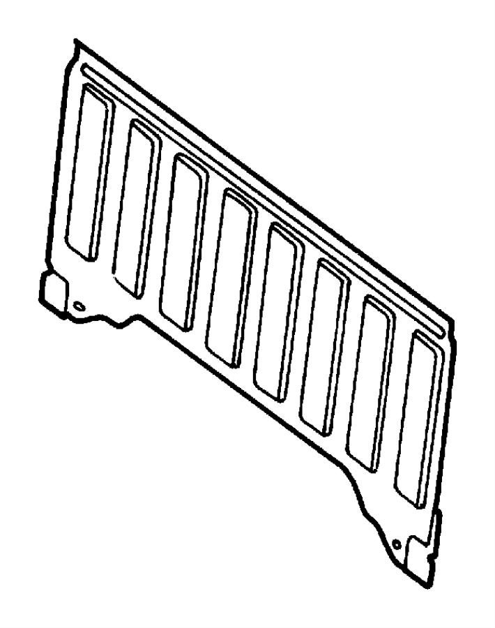 2000 chrysler voyager exhauster  quarter panel  pinside