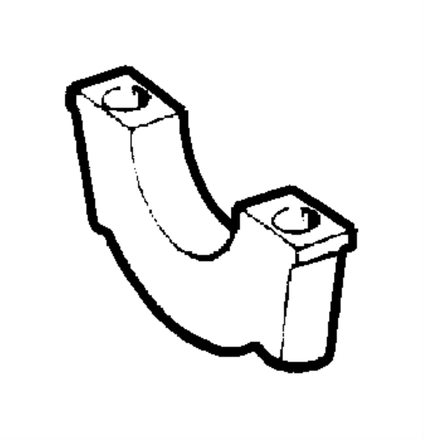 2004 Chrysler Concorde Block Short With Nms Nmc