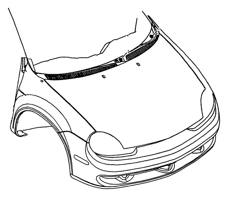 2010 Chrysler Sebring Transmission: 2010 Chrysler Sebring Nozzle. Windshield Washer. Service