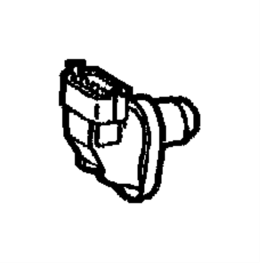 Chrysler Crossfire Sensor. Camshaft - 05101122AA