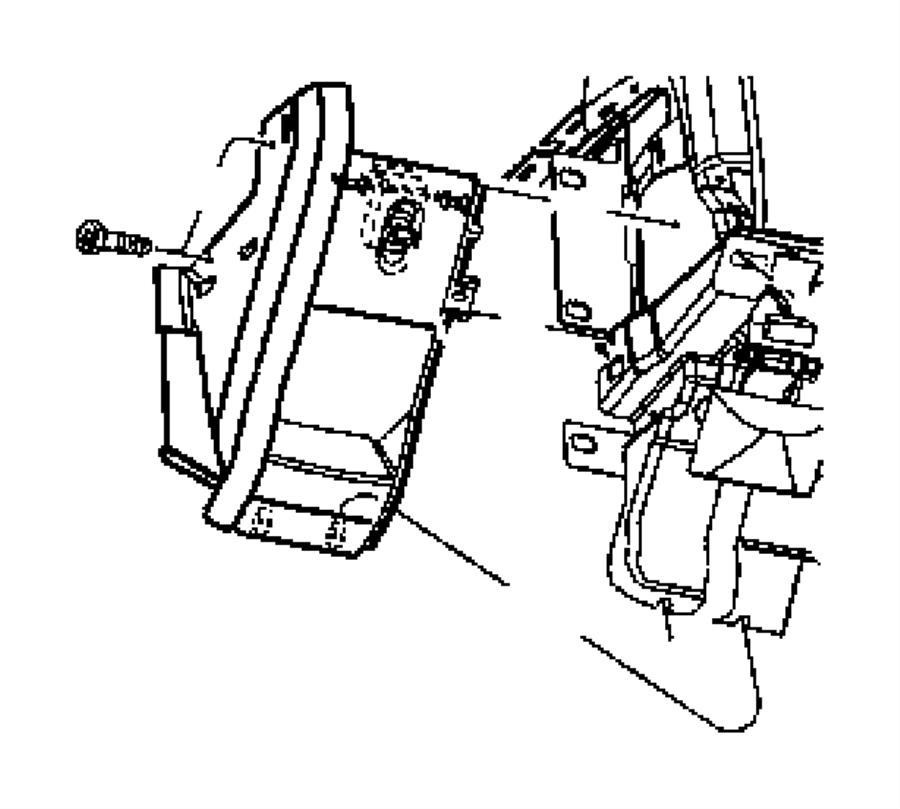 2004 dodge ram 1500 handle  parking brake   dv    dv