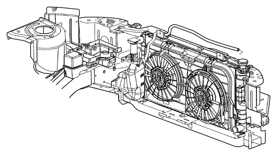 2010 Dodge Avenger Clamp  Hose  Brake Booster Vacuum Hose  Pcv To Intake Manifold  Hose Tube