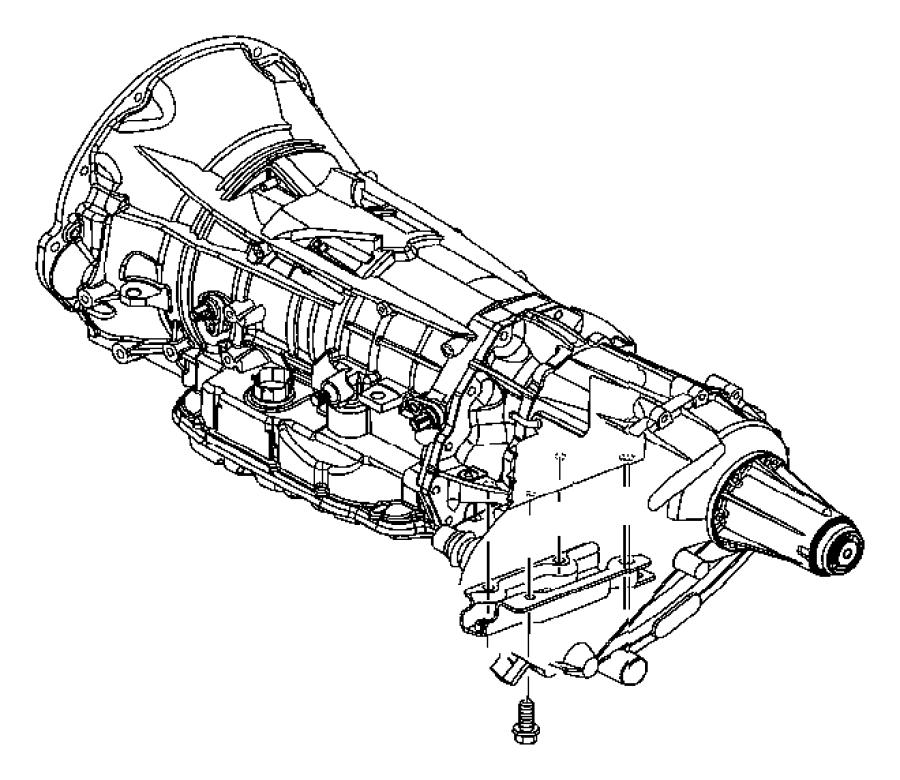 2003 dodge ram 2500 bracket  transmission mount  mounting