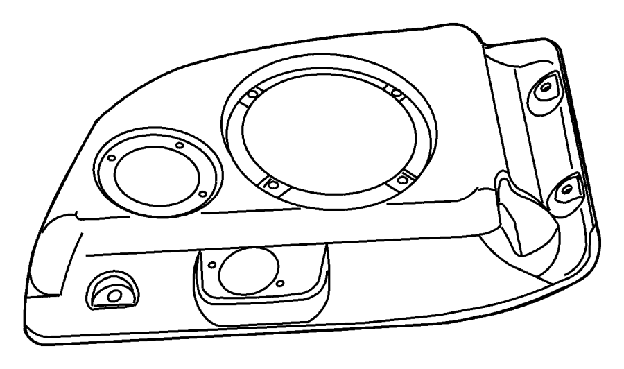 Projector Headlight Wrangler