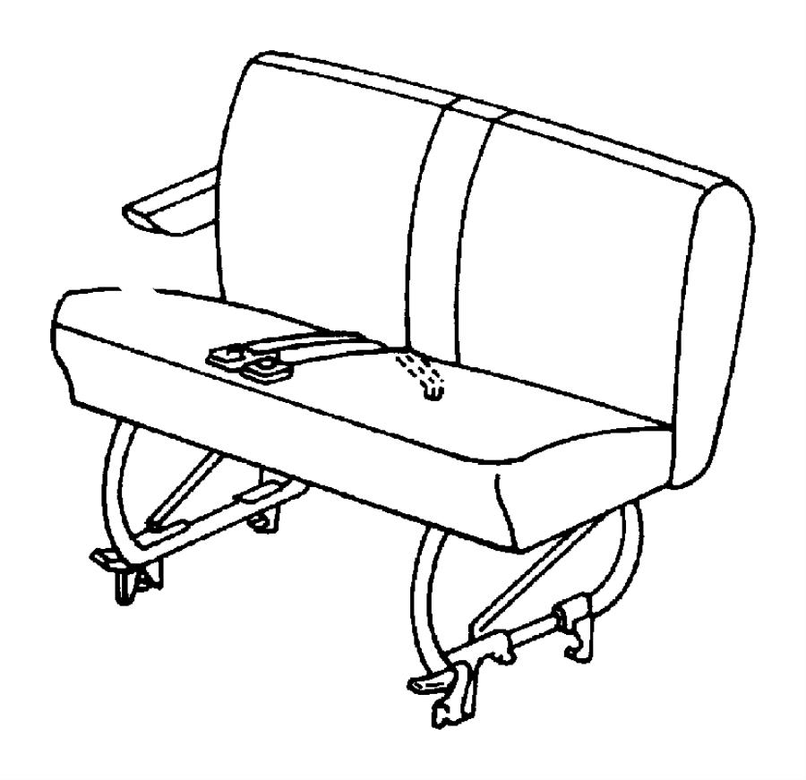 dodge caravan seating diagram
