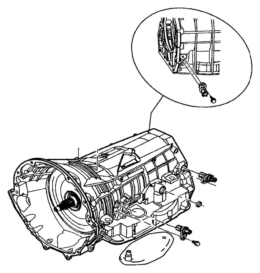 1998 dodge dakota filter package  transmission oil