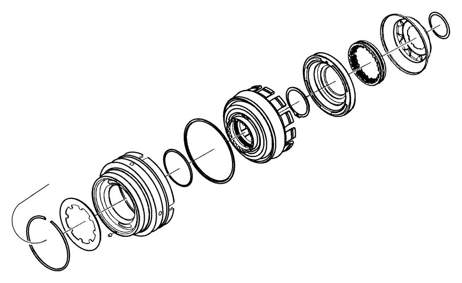 45rfe transmission diagram