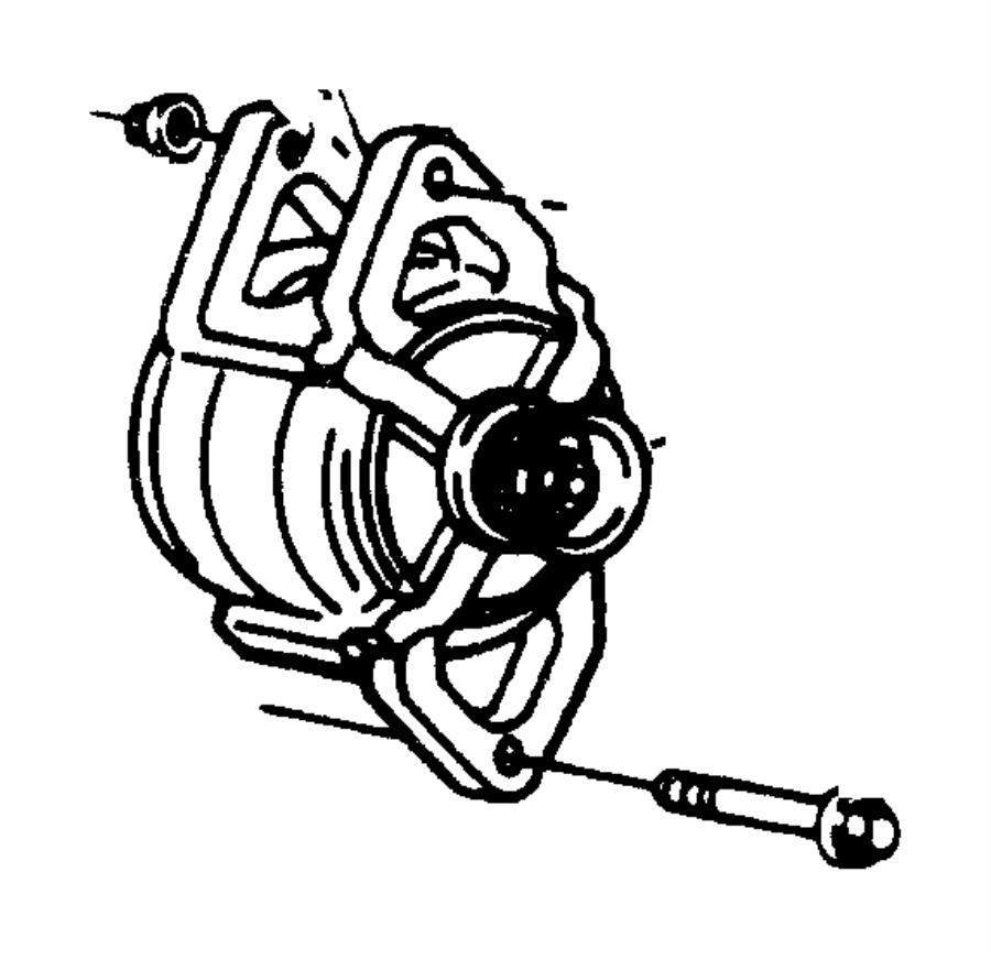 1991 jeep wrangler generator  engine  alternator  amp  bau