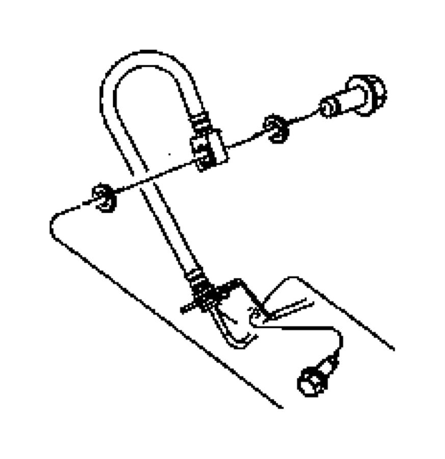 2008 dodge avenger brake diagram
