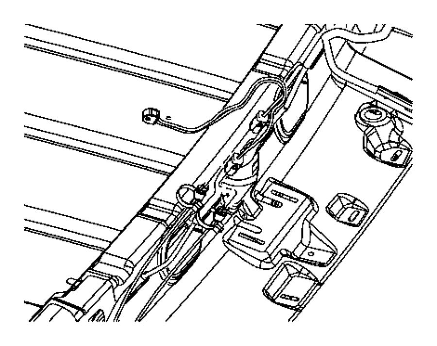 2006 jeep liberty wiring  keyless entry  antenna