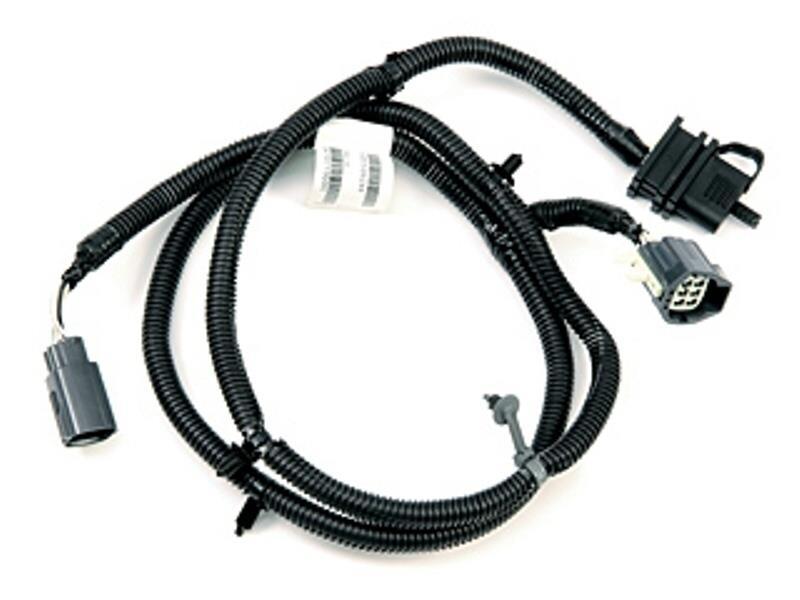 2012 jeep wrangler complete harness  4