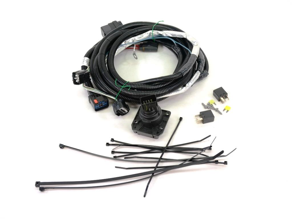 jeep grand cherokee trailer tow wire harness kit with 7. Black Bedroom Furniture Sets. Home Design Ideas