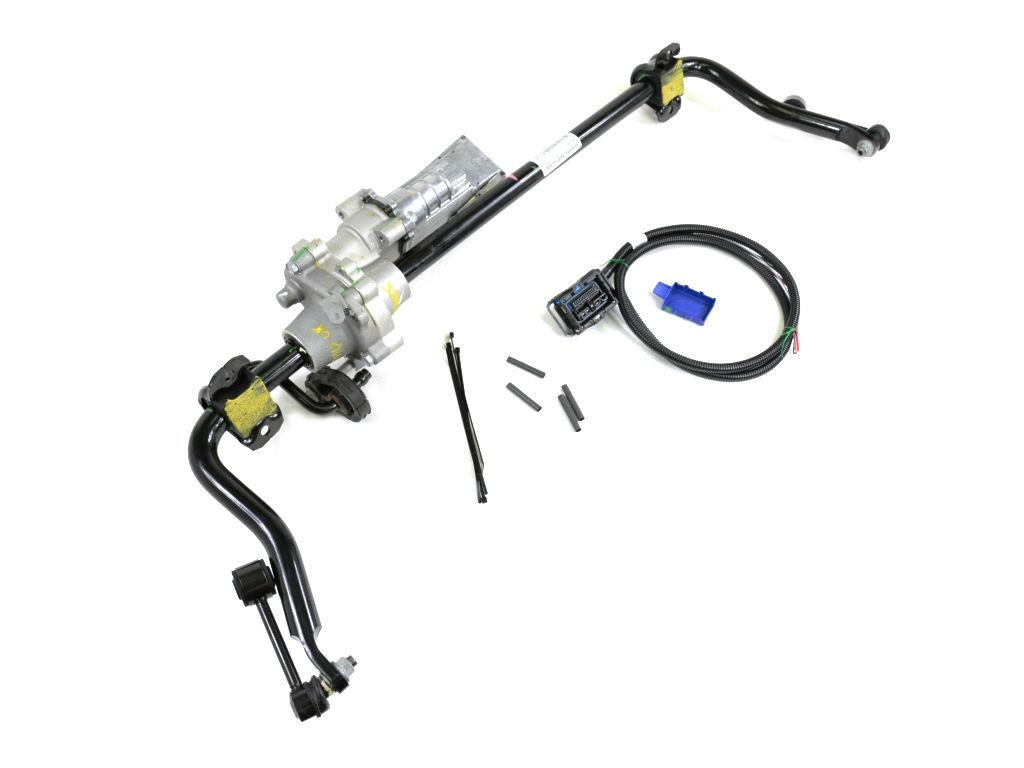 2011 jeep wrangler sway bar with power disconnect  order