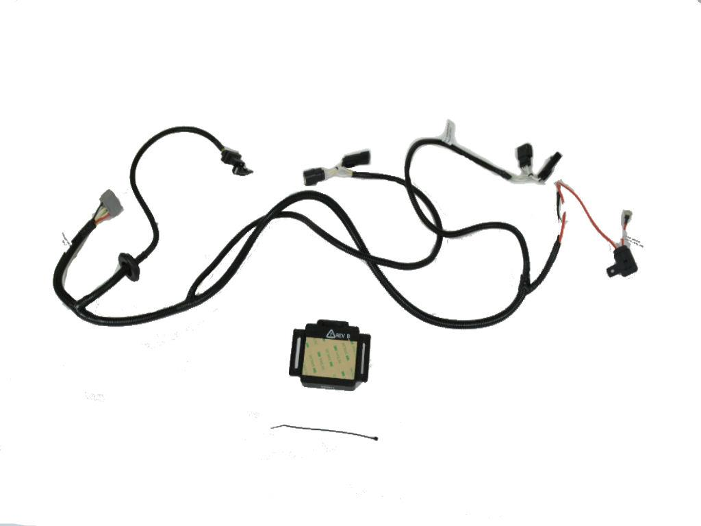 dodge charger trailer tow wiring harness