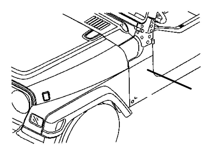 2004 jeep wrangler decal   ker   color