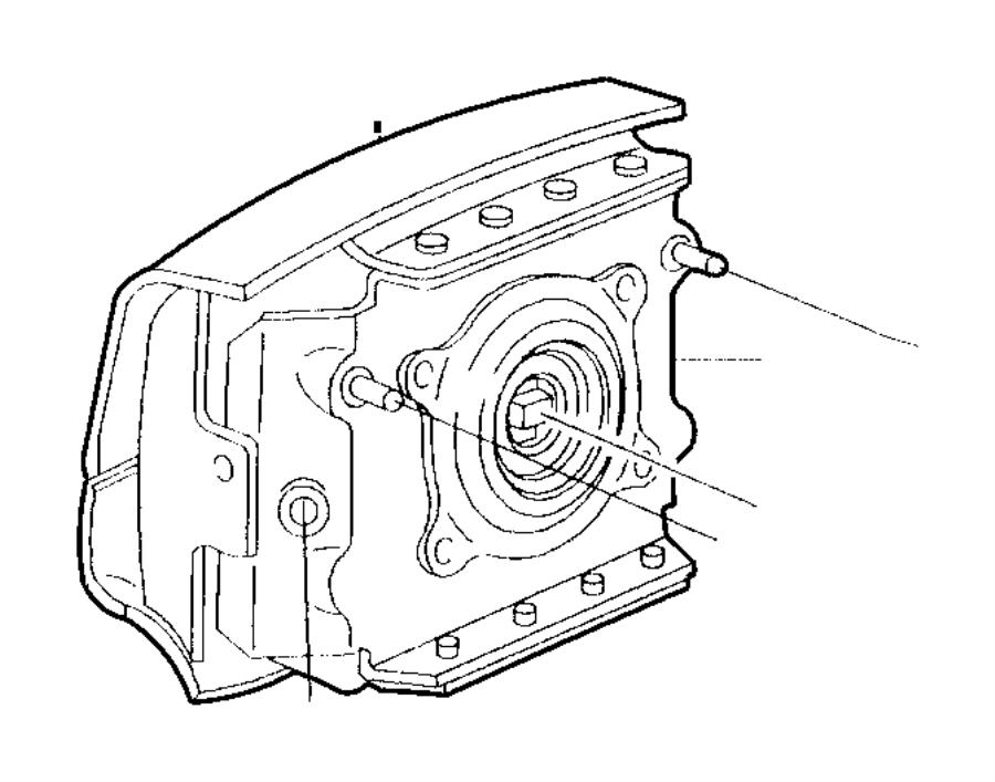 2000 Chrysler Cirrus Thermostat