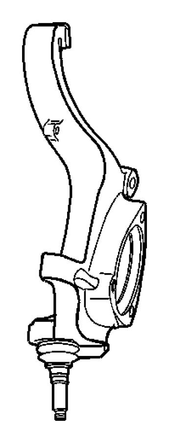 2008 dodge avenger balljoint  lower control arm  wheel