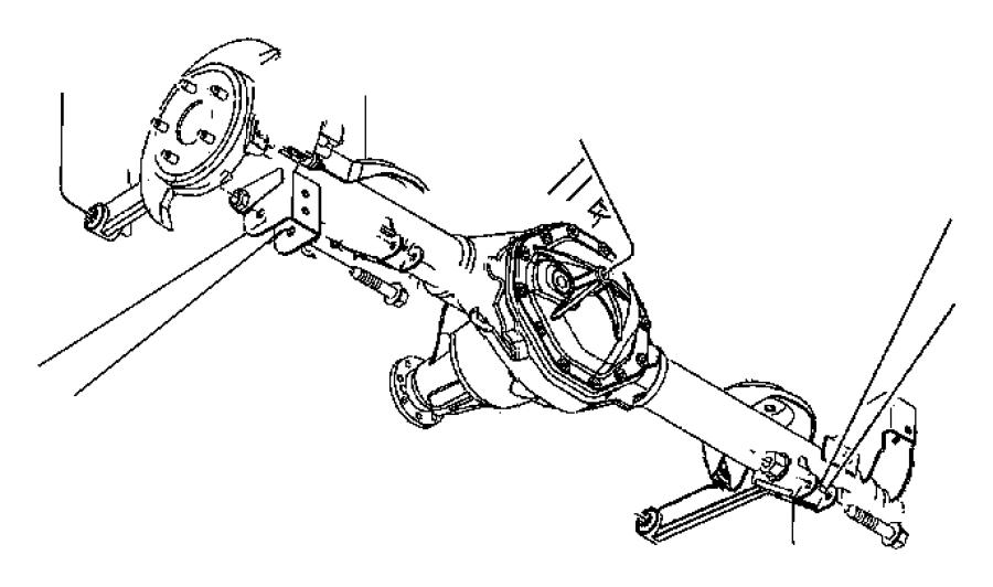 2008 Chrysler Aspen Spring  Rear Coil    Spring