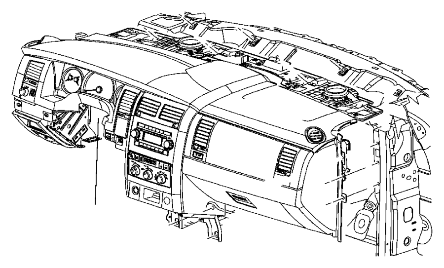 dodge dakota wiring  steering wheel  trim   all trim codes   ctrlsred  spokesteering