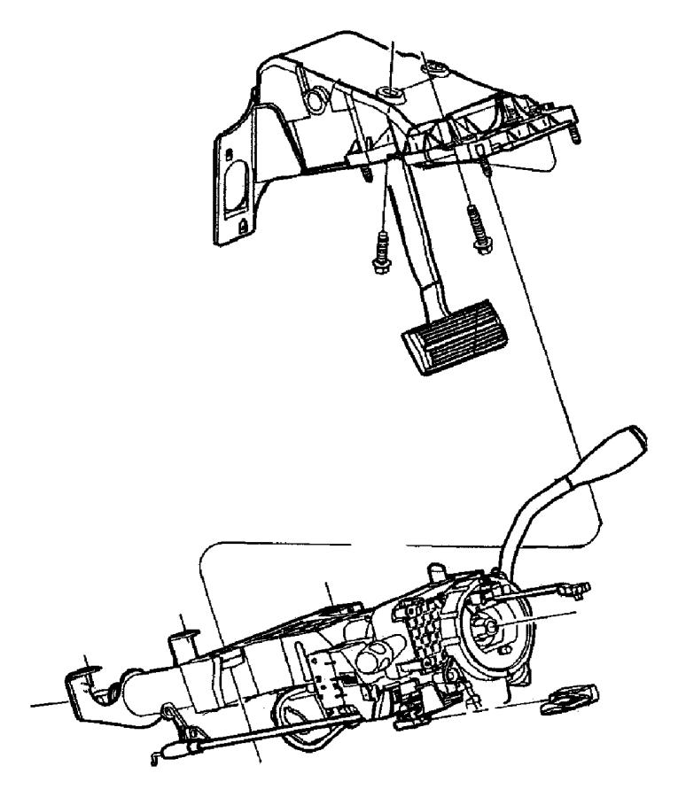 72 mopar steering column parts diagram