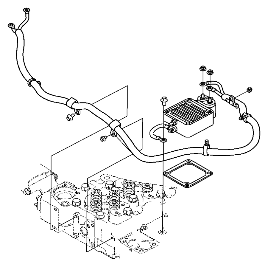 2001 Dodge Ram 2500 5 9l Exhaust Diagram