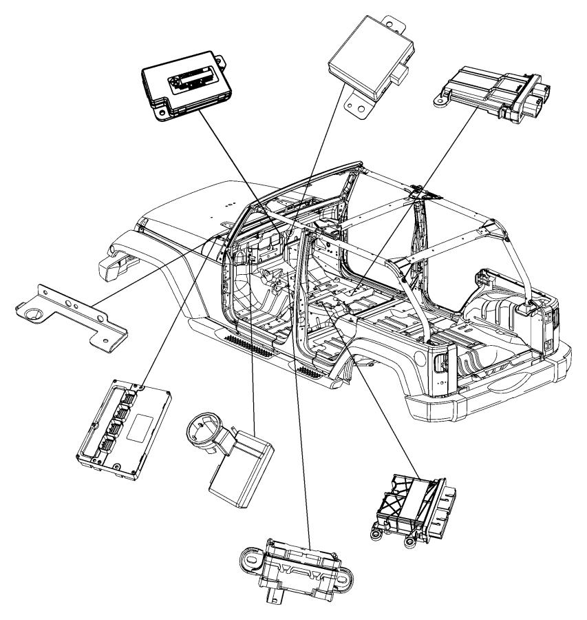 90 Jeep Wrangler Schaltplang