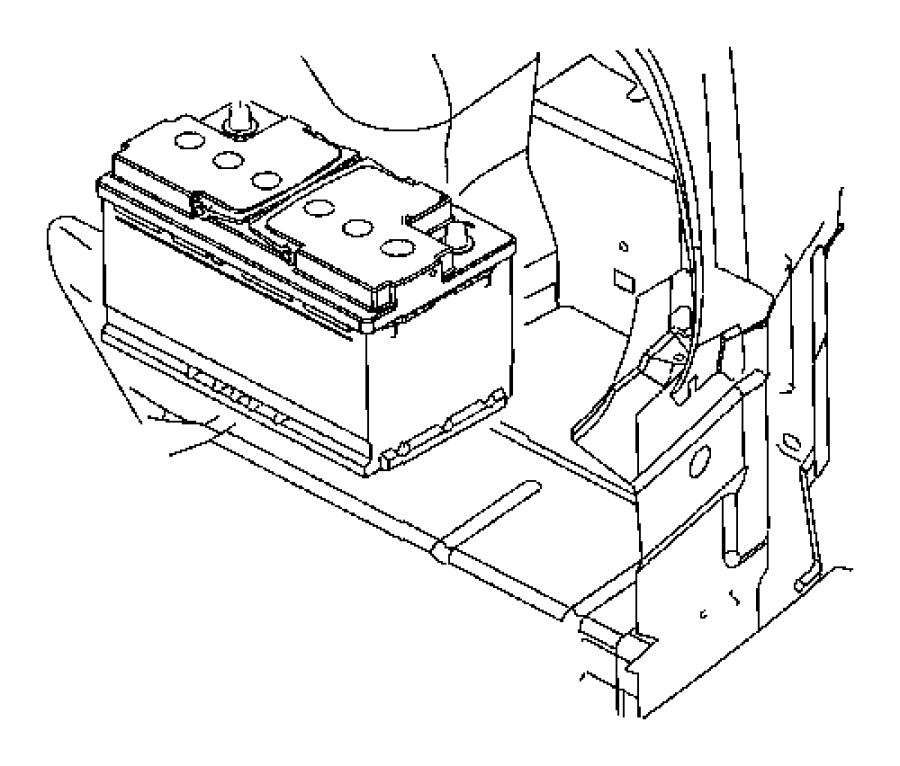 2015 Ram 2500 Battery  Storage  Canada  Us  Amp