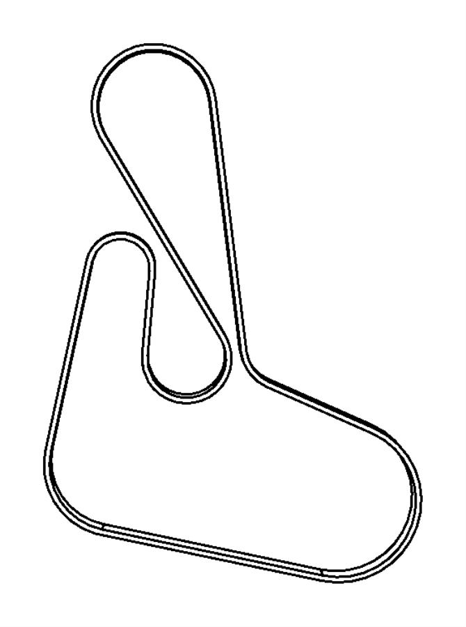 31 2007 Chrysler Sebring Serpentine Belt Diagram