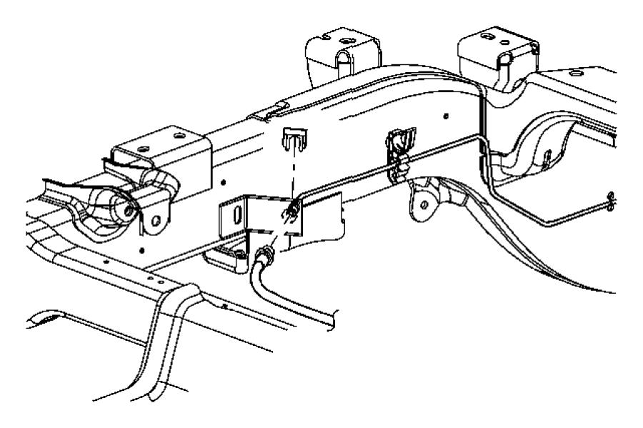 I on 2005 Dodge Dakota Rear Brake Diagram