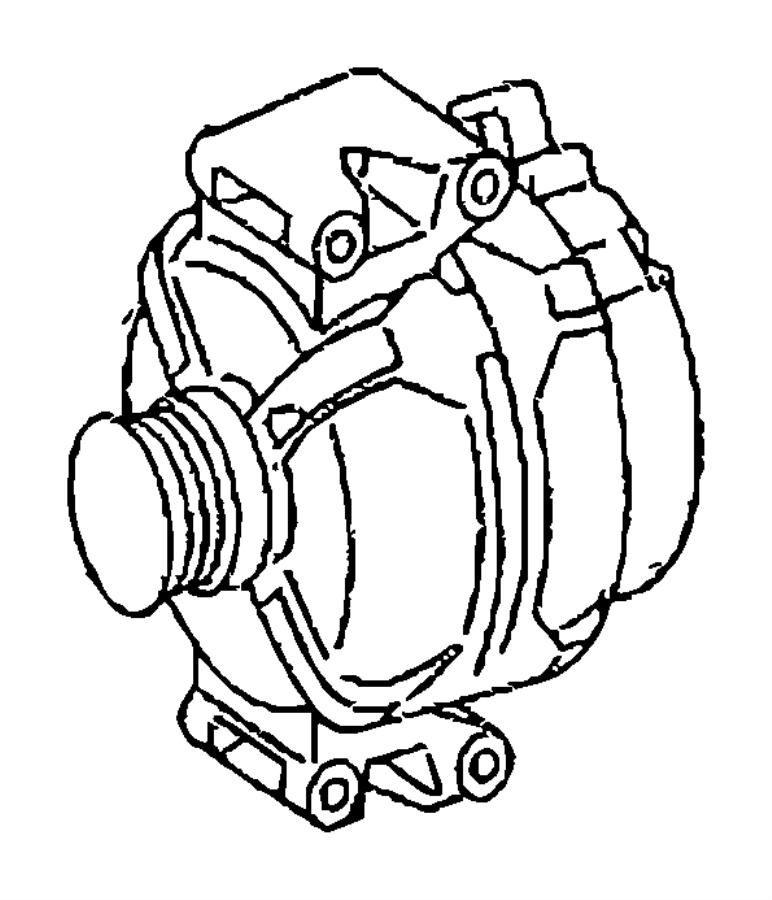 dodge sprinter generator  engine  remanufactured  bosch