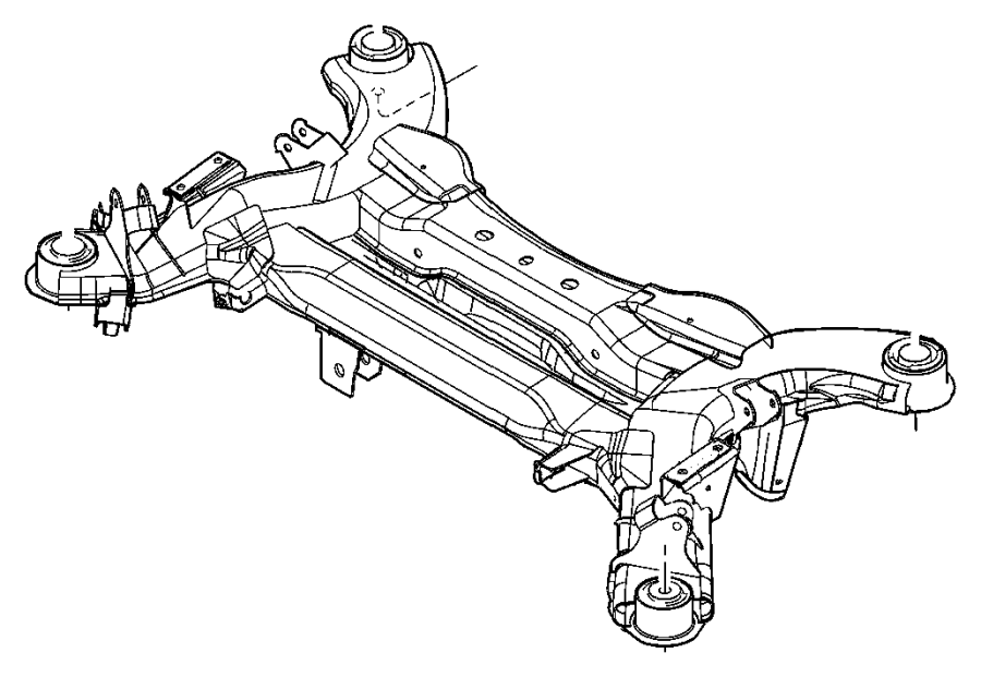 Chrysler Pacifica Part Number