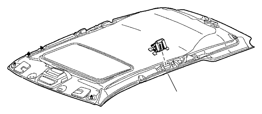 1CT11BD1AA further 05093414AA additionally 1LS27HDAAD likewise ShowAssembly furthermore 05093415AA. on chrysler sun visor